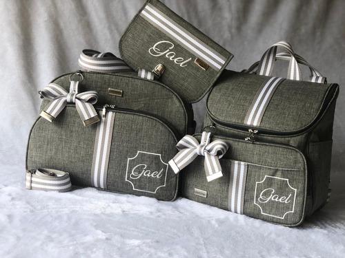 bolsas maternidade personalizadas