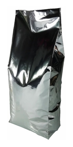 bolsas metalizadas 1kg para café semillas alimentos polvos