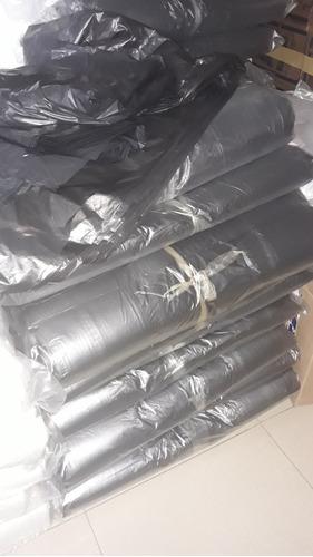 bolsas negras 200 litros 40 kilos