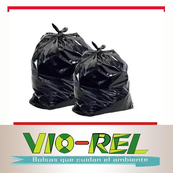 Bolsas Negras Biodegradables Para Basura (de 20x30 0d41a0a257c
