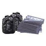 bolsas negras y transparente 40kg al mayor fabrica basura