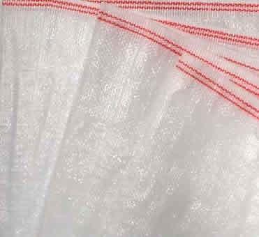bolsas nuevas de arpillera plastica 100unidades en 40x50