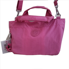 0de57584a Bolsa Kipling Nencia Shoulder Bag In Pink - Bolsas en Mercado Libre ...