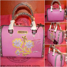 fdfcf6633 Hermosas Bolsas Nicole Lee Originales - Bolsas Nicole Lee en Mercado Libre  México