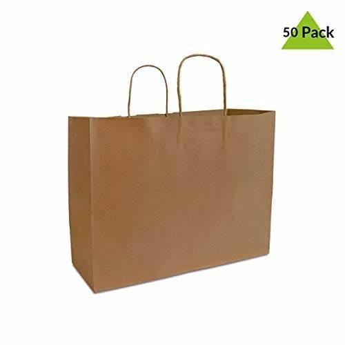 aeb645216 Bolsas Papel Regalo Brown_kraft_medium Prime Line Packaging ...