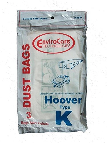 bolsas para aspiradoras 6 bolsas de hoover espíritu frasco