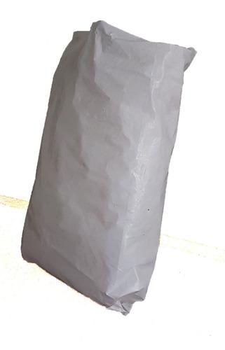 bolsas para cascotes arena cemento piedras 50 unidades