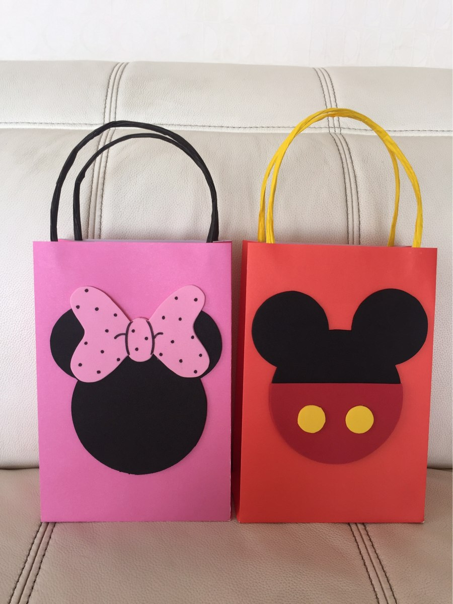 57a009733 Bolsas Para Dulces Cumpleaños Infantil Temático - $ 700 en Mercado Libre