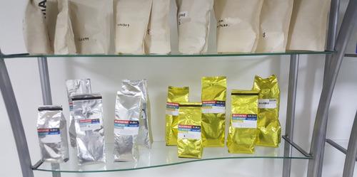 bolsas para empacar cafe especial  flow pack - 100 und 500gr