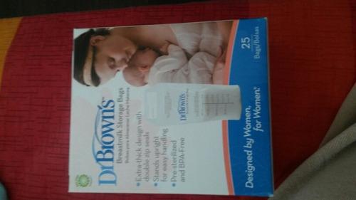 bolsas para leche materna importadas