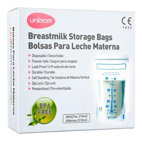bolsas para leche materna unimom - miu care
