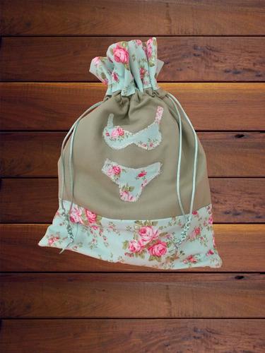 bolsas para ropa interior de gabardina 25cmx35cm