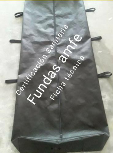 bolsas para trasladar cadáveres con certificación sanitaria