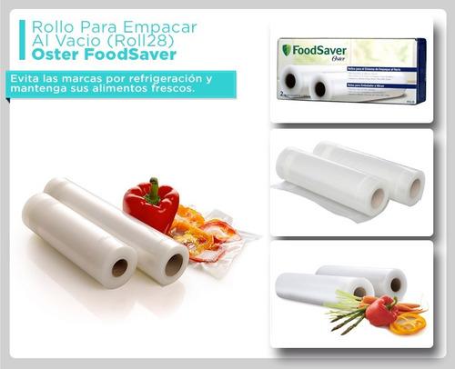 bolsas para vacío 28cm empacadoras oster foodsaver seal meal