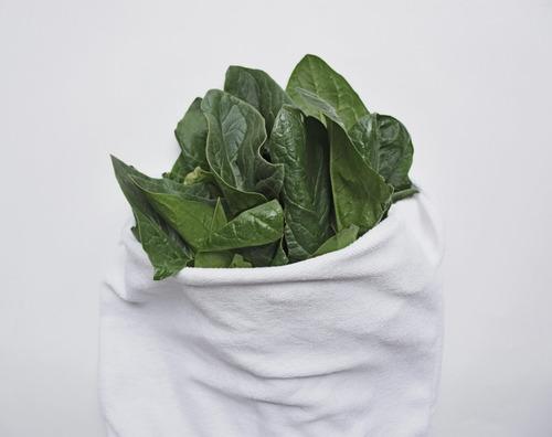 bolsas para  vegetales y hortalizas reutilizables algodon