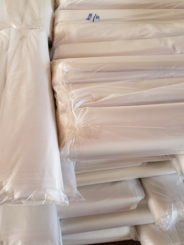bolsas plastica polietileno transparente 30x65 30x70 hielo
