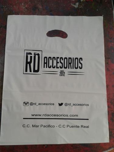 bolsas plasticas boutique 04169409105