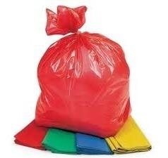 bolsas plásticas  en baja y alta densidad