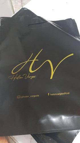 bolsas plásticas impresas de boutique y de empaques todas
