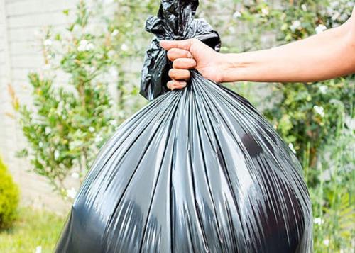 bolsas plasticas negras 40 kg calibre 14 paquete 50unidades