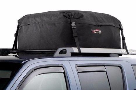 Bolsas portaequipaje techo maletero viaje impermeable for Maletero techo coche