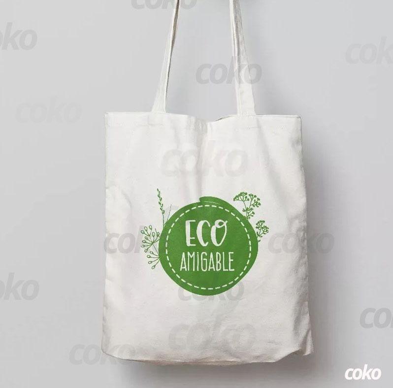 1a16f280b Bolsas Publicitarias Ecológicas De Tocuyo - S/ 1,60 en Mercado Libre