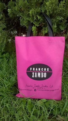 bolsas publicitarias ecológicas y cotillones