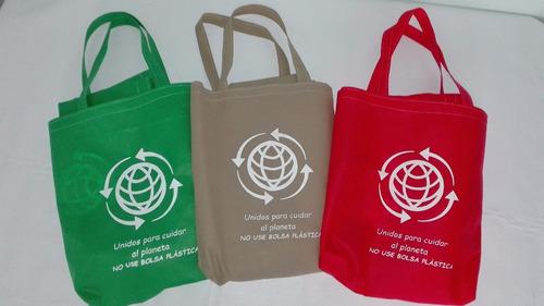 bolsas publicitarias tela ecologica cambrel
