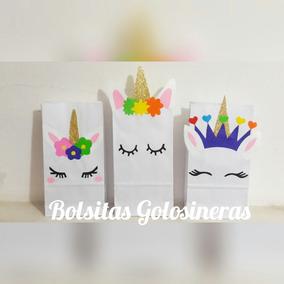 Bolsas Papel Madera Para Churros Souvenirs Para Cumpleaños