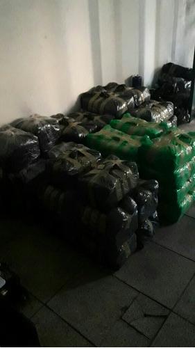 bolsas verdes consorcio compactadora 80x110 - bolsón x 1000u