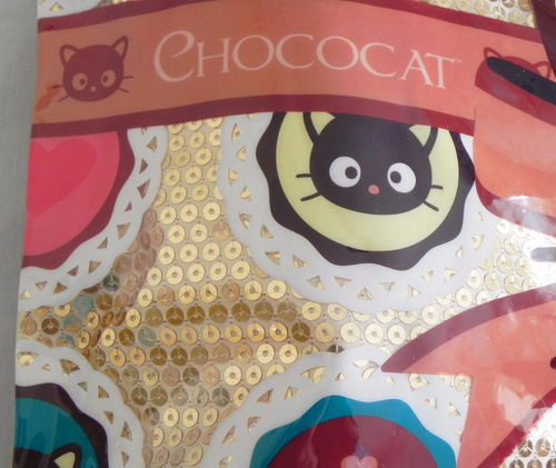 bolsas/mochila tote chococat by hello kitty originales