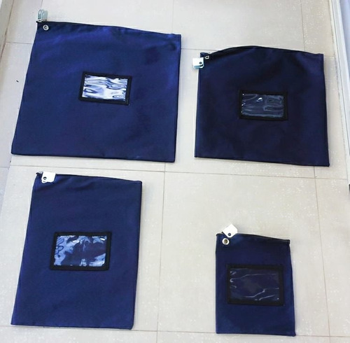 bolsines de seguridad x 5 u. de 40x40cm