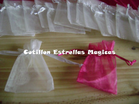 74a1e25ca Bolsitas Organza - Souvenirs para tu casamiento, bautismo y más! en Mercado  Libre Argentina