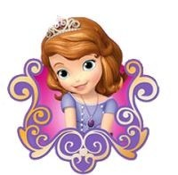 5b20fc8d2 Bolsitas Cumpleaños Personajes Tela Princesa Sofia Mickey - $ 25,00 ...