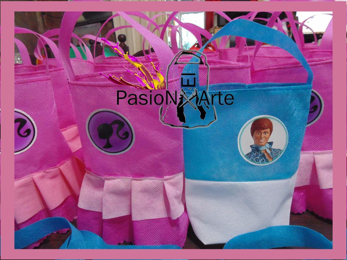 908260f1b Bolsitas De Barbie Unicas X20u - $ 510,00 en Mercado Libre