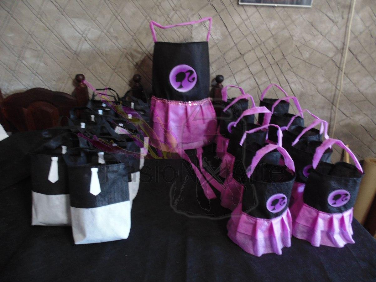 ef8c44c3c Bolsitas De Barbie Unicas X20u - $ 510,00 en Mercado Libre