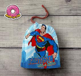 5d0dd71a3 Bolsitas Super Heroes - Souvenirs para Cumpleaños Infantiles ...