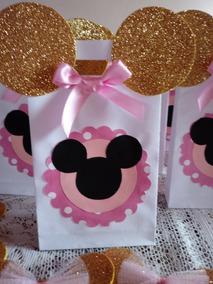 753707696 Bolsitas Minnie - Souvenirs para Cumpleaños Infantiles Bolsitas en Mercado  Libre Argentina