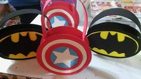 d48253b4c Super Heroes Souvenirs En Goma Eva - Souvenirs para Cumpleaños Infantiles  en Mercado Libre Argentina