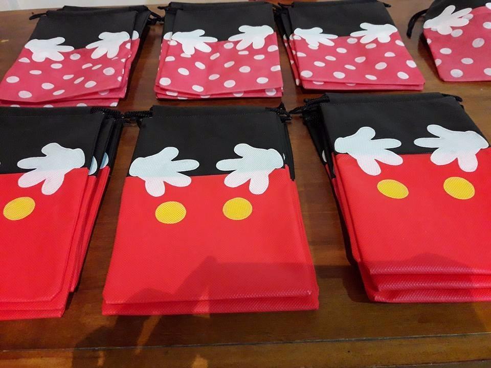 472ee7fd2 Bolsitas Golosineras Mickey Mouse Minnie Cumpleaños - $ 17,00 en ...