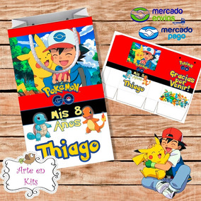 bee34bd76 Souvenirs Pikachu - Souvenirs para Cumpleaños Infantiles en Bs.As ...