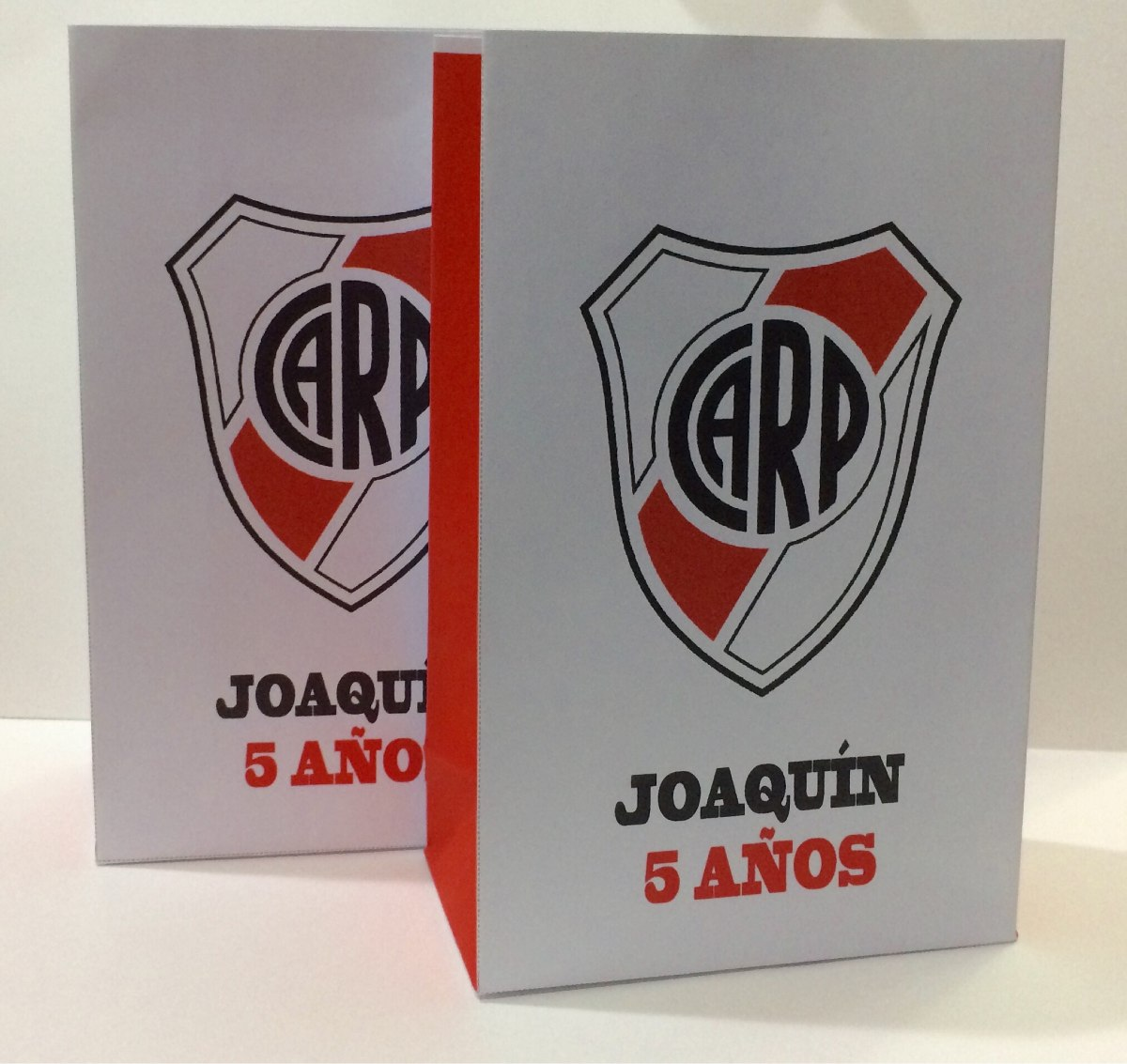 843e834f4 Bolsitas Golosineras River Plate X 10 Personalizadas - $ 171,53 en ...