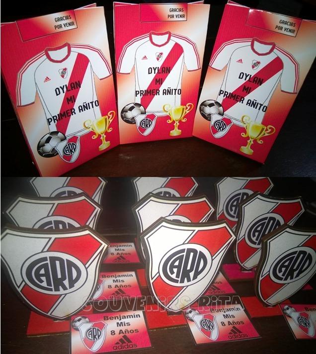 36a1c6189 Bolsitas Golosineras Souvenirs River Plate - $ 500,00 en Mercado Libre