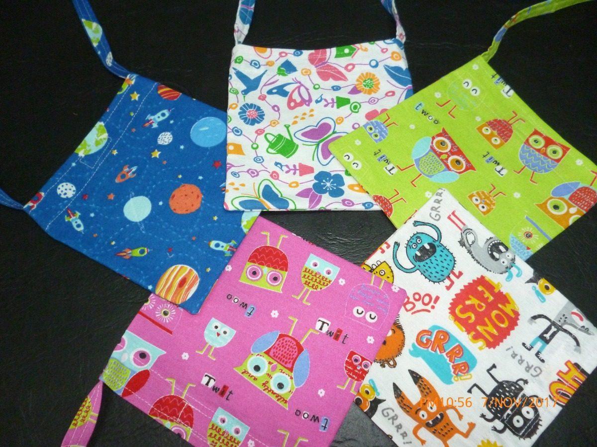 5dad15e16 Carteritas / Bolsitas Infantiles Nenas Y Nenes - Souvenirs - $ 75,00 ...