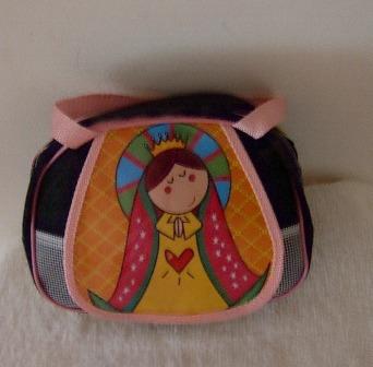bolsitas morralitos dulceros de mezclilla bolo piñata