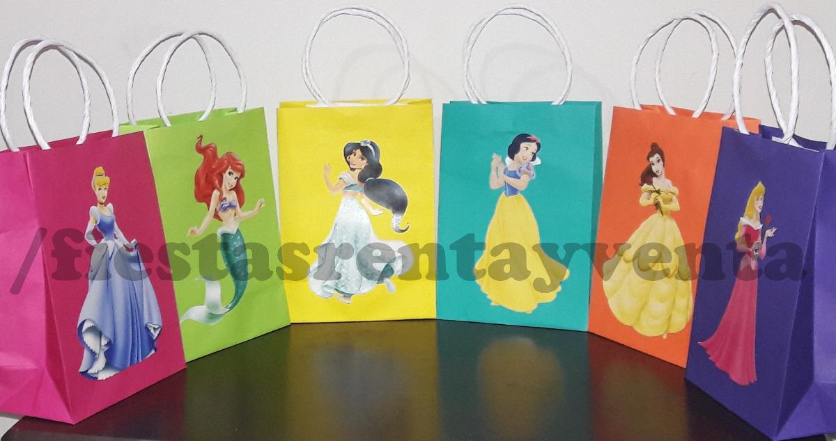 b9aa8951a Bolsitas Para Dulces Princesas - $ 14.00 en Mercado Libre