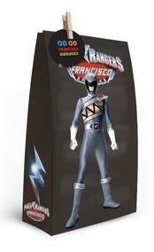 Bolsitas Personalizadas Power Rangers Invitacion Digital