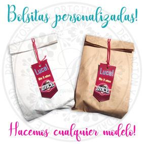c97372ef8 Bolsas De Papel Madera Para Golosinas - Souvenirs en Bs.As. G.B.A. ...