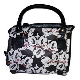 Bolso  Baúl - Mickey Mouse De Disney