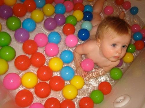 bolso 50 pelotas atoxicas pelotero pileta casita juego baño